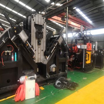 High Speed Angle Steel Drill Machine