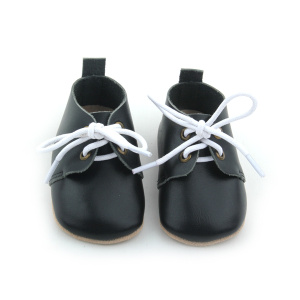 Soft Leather Baby Oxford Shoes Wholesales