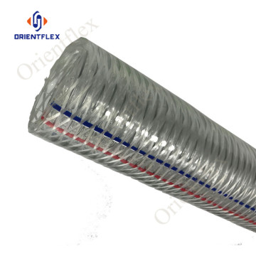 super flexible spiral steel wire reinforced hose
