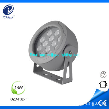 18W LED outdoor lighting waterprood led flood light