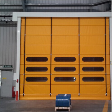 PVC High Speed Stacking Garage Door