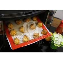 Customized for Non-Stick Silicone Mats Medium Size Silicone Cookie Sheet export to Palestine Importers