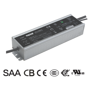 240W IP67 constant current programmable driver