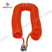 Best quality and factory for Nylon Air Brake Hose 1/4 truck air brake coil PA nylon hose supply to India Factory