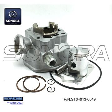 Aluminum Derbi Senda Cylinder Kit 40mm