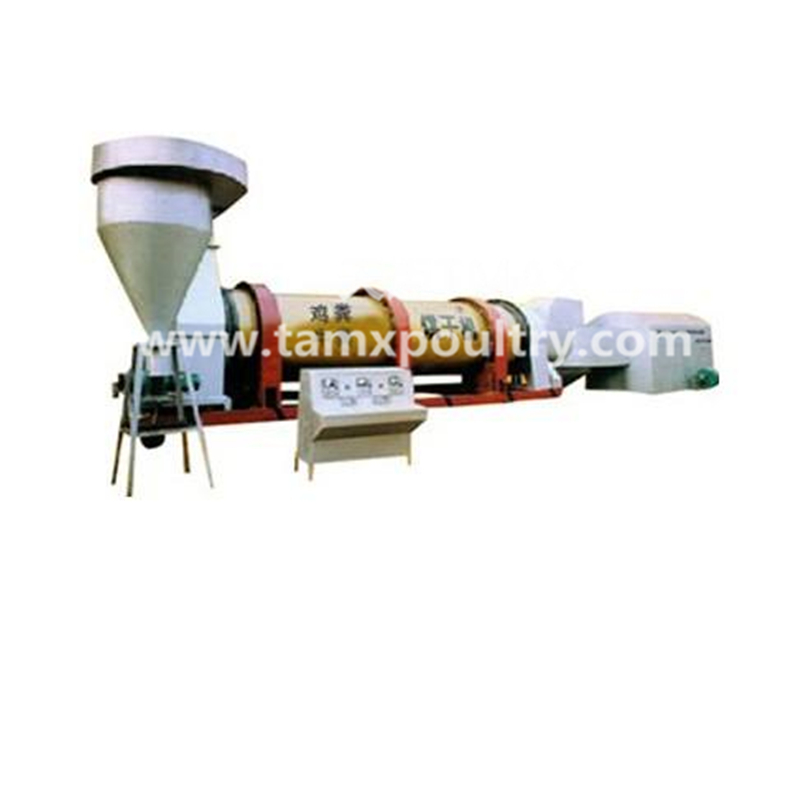Chicken Manure Dryer Machine