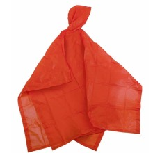Environmentally PEVA Reusable Rain Poncho With Sleeves