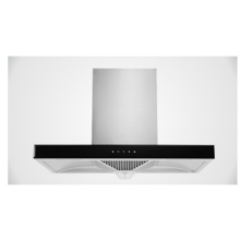 90cm Inox Self-clean Cooker Hoods Range Hoods