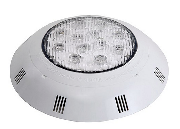 recesse led underwater light
