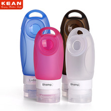 High Quality for Travel Size Bottles Leak Proof Silicone Travel Bottle Kit Containers Bottle supply to Spain Factories