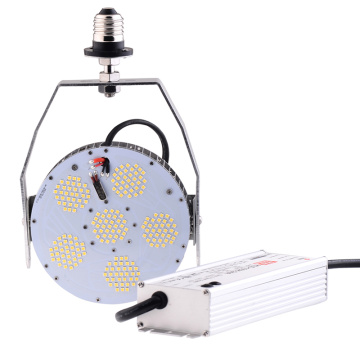 80W Led Pole Lights Retrofit Metal Halide-opset