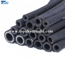 High pressure flexible rubber hose oil hydraulic hose