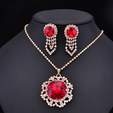 New fashion bridal jewelry set for sale