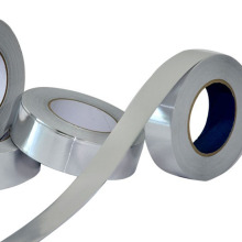 Hot sale for China Manufacturer of Aluminum Foil,Aluminum Foil Coil,8011 Aluminum Foil,Sanitary Pharmaceutical Aluminum Foil heat resistant tape sticky adhesive aluminum foil tape supply to Jordan Factories