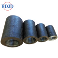 Black Color Construction Steel Rebar Coupler