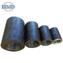 Factory directly for Black Color Cold Forged Rebar Coupler,Reducer Rebar Coupler,Rebar Coupler Joint,Civil Engineering Products Rebar Coupler Manufacturers and Suppliers in China Black Color New Type Rebar Coupler export to United States Factories