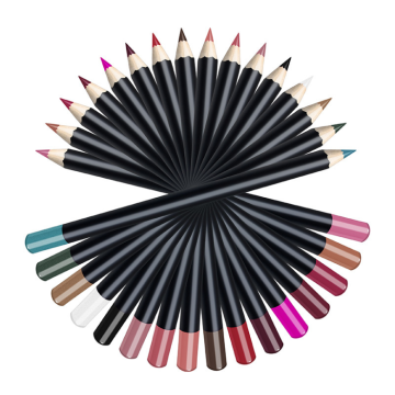 16 color OEM lipliner waterproof lip liner pencil