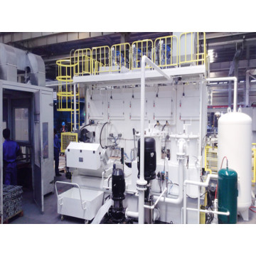 Stable performance Cylinder Head Cleaning Machine