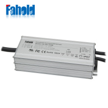 100W 100-347V Outdoor LED Driver UL Listado.