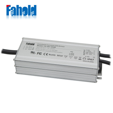 100W 100-347V Outdoor LED Driver UL Listed.
