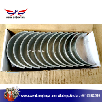 Customized for Wechai Engine Part,Starter Motor,Wechai Diesel Engine Part Manufacturers and Suppliers in China Weichai WP10 Engine Connecting Rod Bearing 612600030020 export to Svalbard and Jan Mayen Islands Factory