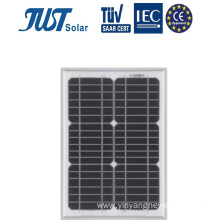 10W Mono Solar Panel with Small Size