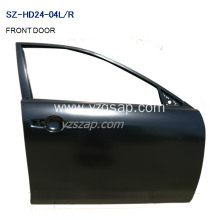 Popular Design for MAZDA Accord Door Skin Replacement Steel Body Autoparts MAZDA M6 2003 FRONT DOOR supply to South Africa Exporter