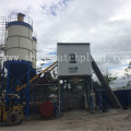 50 Mobile Concrete Batching Plant