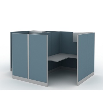 modular wood furniture office partition cubicles