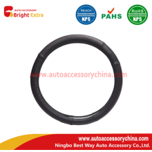 Leather Car Steering Wheel Covers