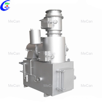 Economic smokeless incinerator for medical waste incinerator
