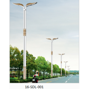 China Top 10 for Led Street Lamp Bulbs High Quality Two-arm Street Lamps supply to Australia Factory