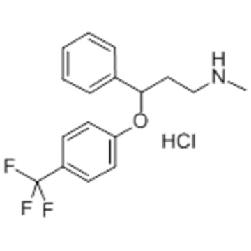 Benzenepropanamine,N-methyl-g-[4-(trifluoromethyl)phenoxy]-,hydrochloride (1:1) CAS 56296-78-7