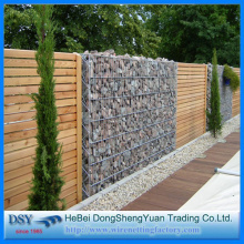Customized for Galvanizing Welded Gabion Box Garden Gabion Landscape Stone Cage Retaining Wall supply to United Kingdom Importers