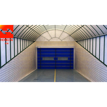 PVC Fabric High Speed Roll up Door