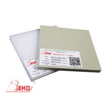 Extruded Polypropylene PP Solid Plastic Sheets Suppliers