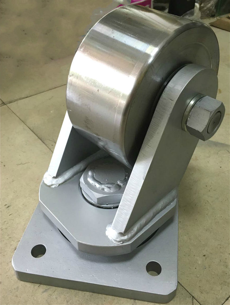 Super Heavy Duty Forged Steel Swivel Equipment Caster Wheel