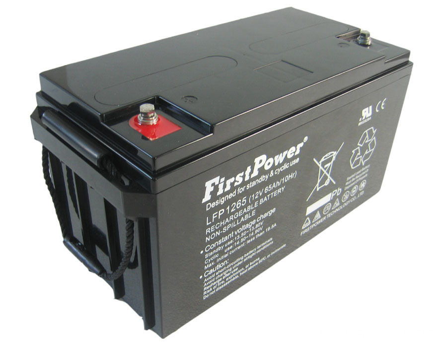 Portable Battery Charger 12V65Ah