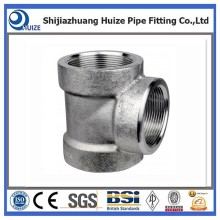 ASTM A105 forged socket weld tee