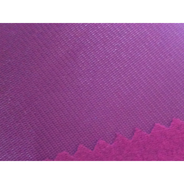 Polyester knitted fabric And Brush