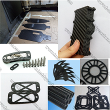 OEM manufacturer custom for Full Carbon Fiber Sheet 0.3x250x400 decorative carbon fiber sheet export to Indonesia Factory