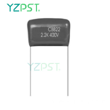 Metallized polypropylene capacitor CBB22