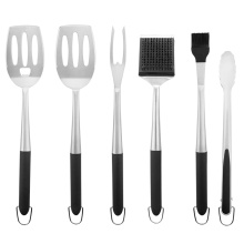 Good Quality for BBQ Grill Tools Set High Quality Stainless Steel Grill Tool Set supply to Spain Factory