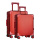hard shell aluminum suitcase luggage with various colours