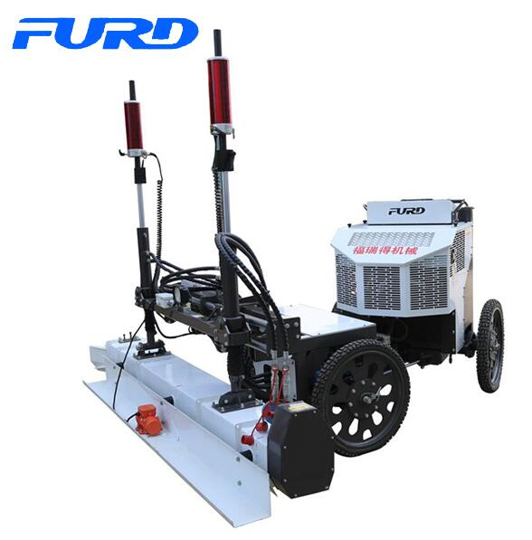 ride on four wheel laser screed