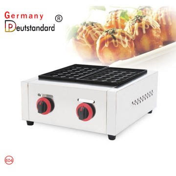Gas fish ball waffle maker fish grill