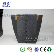 Wholesale high quality felt leisure tote bag
