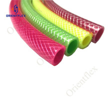 1.5 inch pvc braided tygon hose