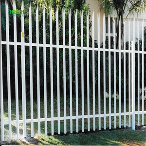 Steel palisade fence for sale