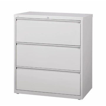Metal 3 Drawer Lateral File Cabinet